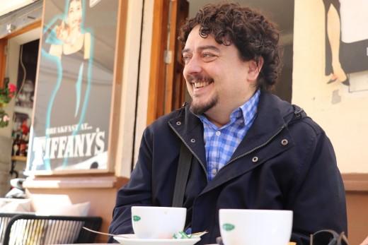 Entrevista a Antonio Zafra en Aforo Libre