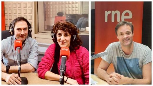 Nuevo Podcast de La Sala, de RNE con David García Intriago